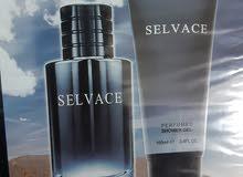 عطر رجالي صيفي SELVACE+ بدي لوشن