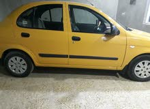 SAIPA Tiba car is available for sale, the car is in Used condition