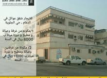 First Floor  apartment for rent with 1 rooms - Dammam city Al Jalawiyah