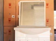 احواض وجه صناعة اسبانية  الحجم 60سم و 80سم للبيع جملة وقطاعي