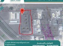 للبيع 5 قطع سكني تجاري في المصنعة ابو عبالي(السعر لكل قطعة)