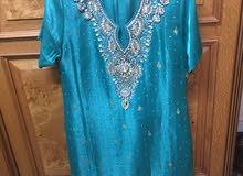 بنجابي هندي  بنطلون وبلوزه وشال من الهند