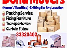 House Shifting And Moving, Paking, Carpenter Service,furniture. Remove and fixin