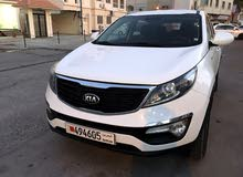 Kia Sportage 2014 Model 2.4L 4WD Midoption urgent for sale Good price