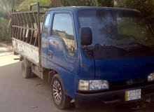 Manual Blue Kia 1998 for rent