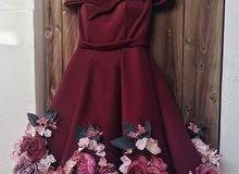 مطلوب فستان سهرة