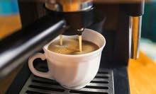 أسطى ماكينة قهوة ليبى خبرة أكثر من 15 سنة