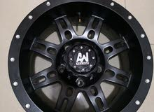 Allied wheels rims 17