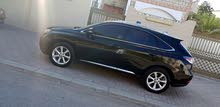 Gasoline Fuel/Power   Lexus RX 2010