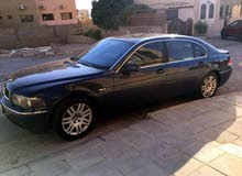 150,000 - 159,999 km mileage BMW 735 for sale