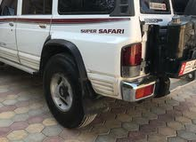 Nissan Patrol 1993 For sale - Red color