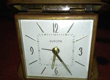 ساعة قديمة منبه اختراع سنة 1929