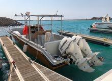 قارب بوت للبيع -تم تنزيل الحد Boat for sale
