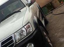 Used condition Nissan Patrol 2002 with +200,000 km mileage