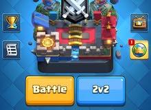 Clash Royale acoount - challenger 2