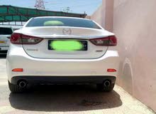 Mazda 6 2016 For sale - White color