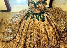 فستان بيان ومحضر
