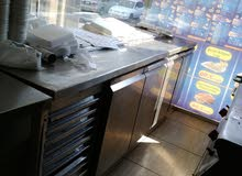 معدات مطعم شاورما