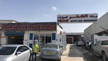 ورشة الفخر للسيارات تتوفر جميع الخدمات للسيارت