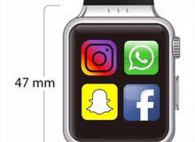 ساعة ذكيه smart watch