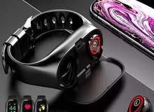 ساعة smart وسماعة airpods    2×1