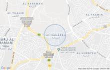 شقة طابق ثالث مع روف مساحة 280م للبيع/ حي الصحابة عميش 5