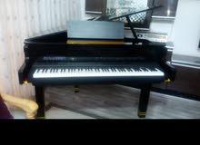 بيانو يماها ديجتال p125 جديد وكفر كلاسيك للبيانو