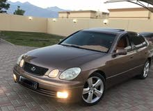 Lexus GS in Fujairah