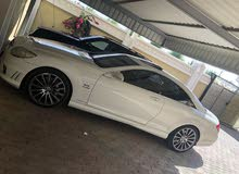 km Mercedes Benz CL600 2007 for sale