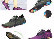 أحذية للرياضة الشاطئية