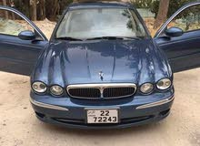 Jaguar X-Type made in 2002 for sale