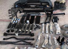 Jeep Wrangler parts for sale