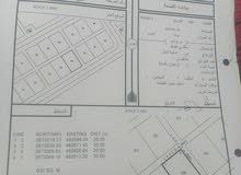 ارض للبيع مخطط المرفع