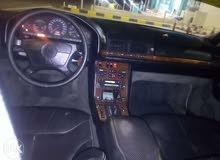 مرسيدس S500 موديل1994