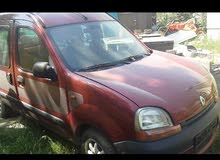 Renault Express 1998 For sale - Red color