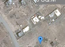 ارض للبيع في ولاية الخابورة مخطط قصبية الحواسنة