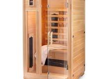 غرفة سونا بخاري خشبي ديجيتال للبيع