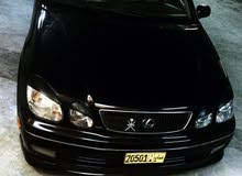 Toyota Other 1998 For sale - Black color