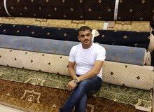 ابحث عن عمل بائع في شركه سجاد ومفروشات وانواع المكت ومعي رخصه قياده عمانيه