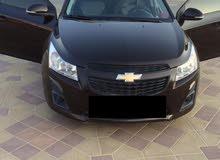 Chevrolet Cruz 2014 for rent monthly