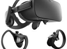 نظارة الواقع الافتراضى اوكيولس ريفت oculus rift
