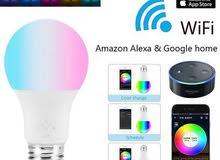 لمبة سحرية  smart bulb