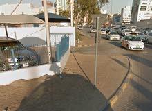 اراضي تجارية للبيع في عجمان الراشدية 1 قريبة من السفير مول وجسر غلفا وعلي زاوية شارعين OO