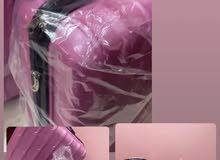 شنط اللون زهري جديدة غير مستعملة