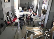 للبيع مصنع اعلانات قابل لتغيير النشاط مسطرد بجوار الدائري وطريق مصر الاسكندرية