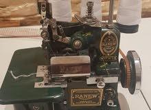 مكينة خياطة لتنظيف الخام من الداخل