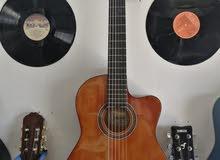Valencia semi classical guitar