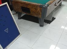 Billiard Table 7,8,9FT: Free Delivery