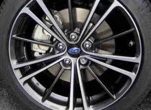 Subaru rims sets