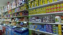 سوبر ماركت للبيع ركن وسط سوق وجوار جولة وسط صنعاء فاتح 24 ساعه